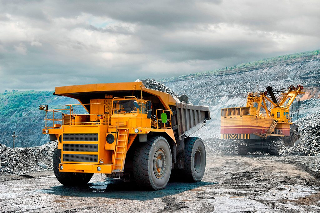 MINERALS AND MINING INDUSTRY